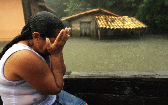 Los impactos de un desastre por género - Foto - CDRI