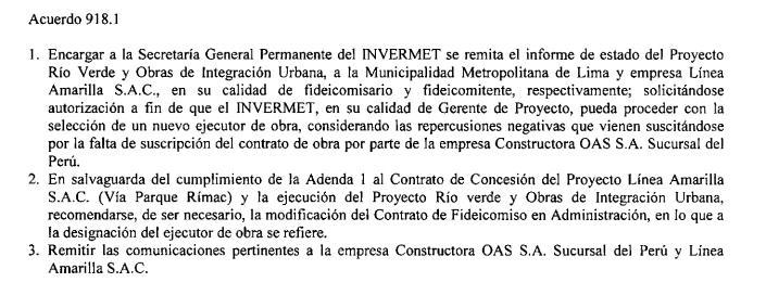 Comité Directivo 918-2014-Invermet