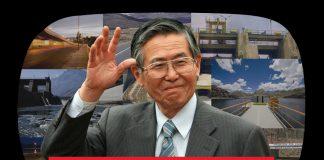 Alberto Fujimori - Ideeleradio - Foto: IDL-Reporteros