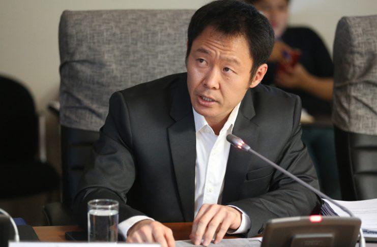 Kenji Fujimori - Ideeleradio - Foto: Congreso