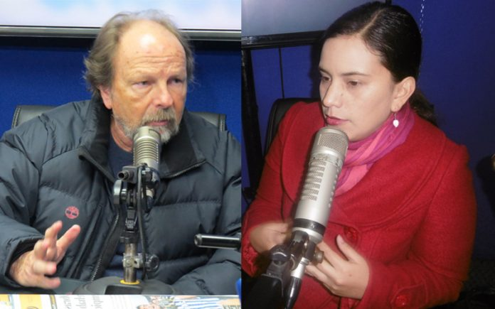 Salomón Lerner Ghitis - Verónika Mendoza - Ideeleradio